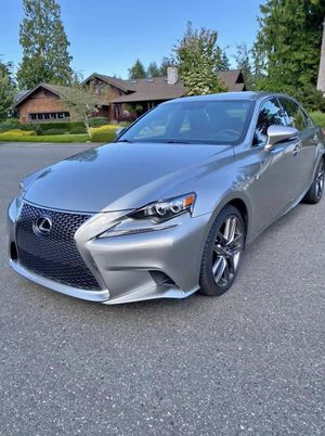 Lexus IS350 2017 for Sale in Seattle, WA