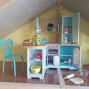 American Girl Doll Kitchen for Sale in Rancho Santa Fe, CA