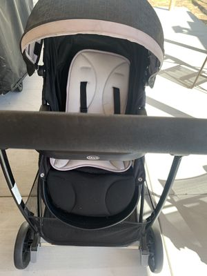 Graco Stroller and car seat ($80) for Sale in Castro Valley, CA