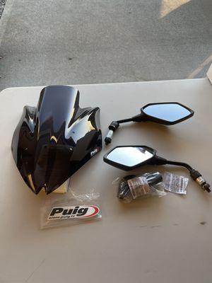 Kawasaki Z1000 parts for Sale in Tacoma, WA