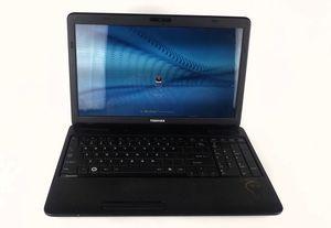 Toshiba Satellite C655D-S5130 15.6in. Notebook/Laptop - for Sale in San Bernardino, CA