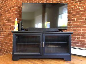 """TV Stand/ 55"""" LG Smart TV/ Soundbar for Sale in Somerville, MA"""