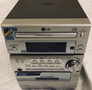 Stereo system for Sale in Cary, NC