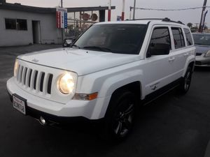 14 JEEP PATRIOT. ONLY 27K ON IT. HURRY WONT LAST. $500 DOWN YOU DRIVE TODAY. $500 ENGANCHE Y MANEJAS HOY. for Sale in Lincoln Acres, CA
