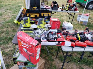 """Power tools and more for """"CHEAP"""" for Sale in Los Banos, CA"""