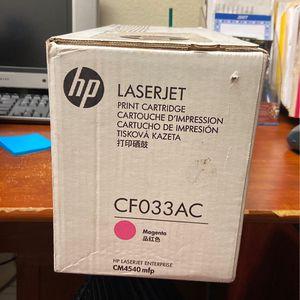 HP LASERJET CF033AC for Sale in Fresno, CA