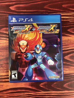 PS4 Megaman X Legacy Collection 1 and 2 for Sale in Chicago, IL