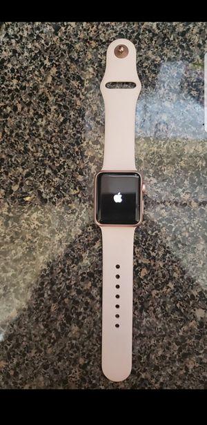 Rose gold 38mm apple watch 1st gen for Sale in Miami, FL