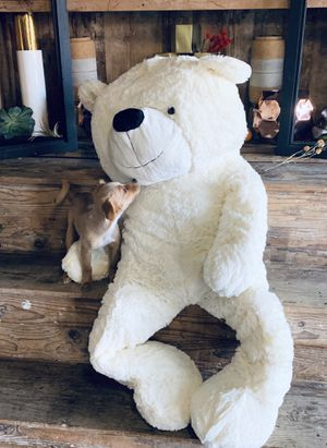 Giant Teddy Bear 35 inches for Sale in Los Angeles, CA