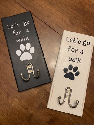 Dog leash holder for Sale in Washington, PA