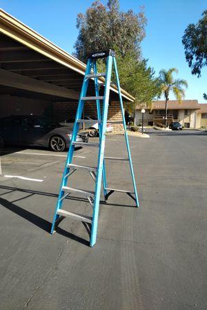 8 Ft WERNER LADDER for Sale in San Marcos, CA