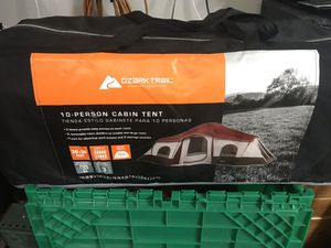 Tent for up to 10 people for Sale in Lillington, NC