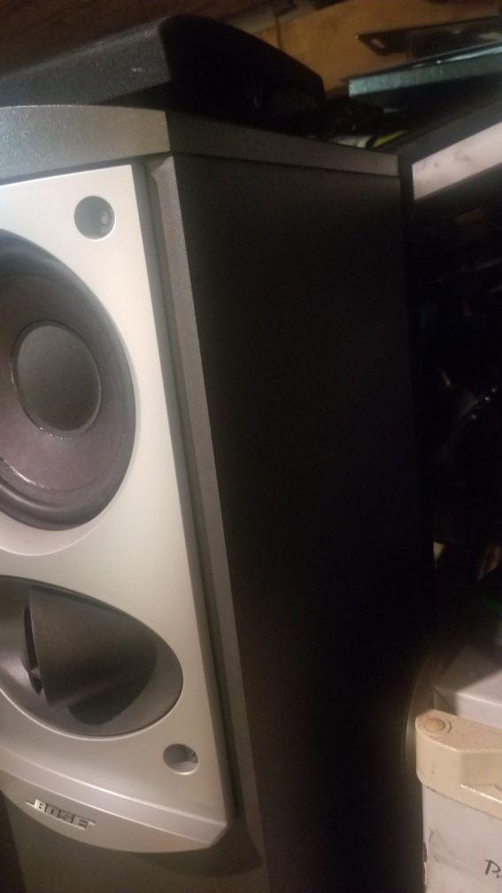 Bose Tower speakers
