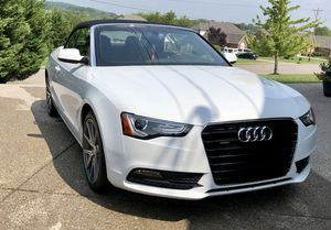 2014 Audi A5 Cabriolet* Excellent condition for Sale in Smyrna, TN