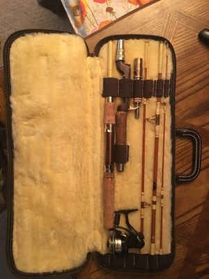 St. Croix magna flex fishing rod set for Sale in Colorado Springs, CO