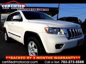 2012 Jeep Grand Cherokee for Sale in Fairfax, VA