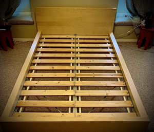 IKEA Full Size Bed Frame for Sale in US