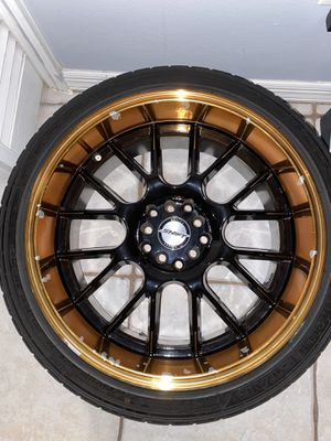 Shift Racing Rims with tires for Sale in Altamonte Springs, FL