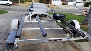 Double seadoo ziema trailer for Sale in Lake Elsinore, CA