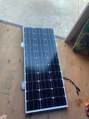 100 W Solar Panel (Renogy) for Sale in El Cajon, CA