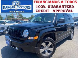 2017 Jeep Patriot for Sale in Manassas, VA
