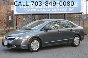 2010 Honda Civic Sdn for Sale in Fairfax, VA