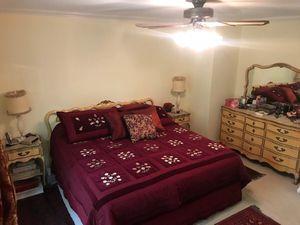 French Provincial Bedroom Furniture Set for Sale in Herndon, VA