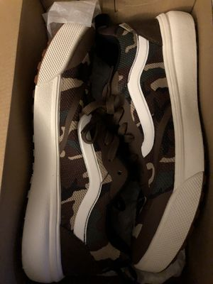 Vans (ultra range) camo for Sale in Versailles, KY