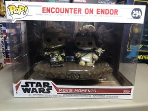 Funko POP Star Wars Movie Moments Action Figure Collectible for Sale in Long Beach, CA