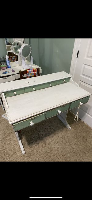 Vanity/ desk for Sale in Chesapeake, VA