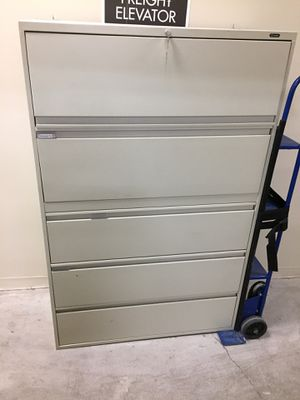 Large filing cabinet for Sale in Austin, TX