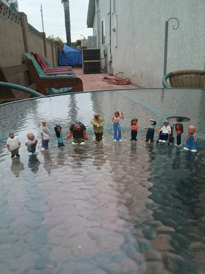 Toy Story and Homeboy Figures for Sale in Downey, CA