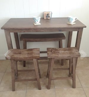 Pub dining table for Sale in Rockville, MD