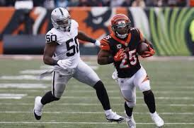 2 Tickets Raiders Vs Bengals for Sale in Oakland, CA