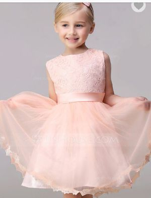 Flower girl dress for Sale in S CHESTERFLD, VA