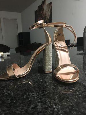Windsor Rose-gold Shoe for Sale in Washington, DC