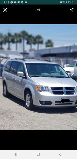 2009 Dodge Caravan SXT for Sale in Garden Grove, CA