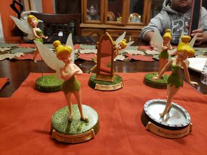 Tinkerbell Collector's Figurines for Sale in Los Angeles, CA