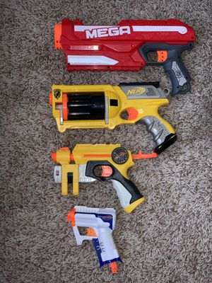 Nerf guns for Sale in West Valley City, UT