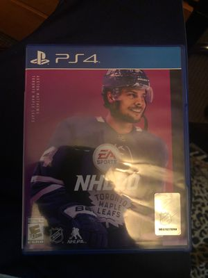 """NHL 20 """" Only played once """" for Sale in Tuscaloosa, AL"""