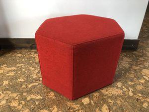 Geometric modern ottoman! for Sale in San Francisco, CA