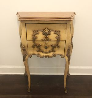 Antique 2 Drawer Console Table for Sale in Atlanta, GA