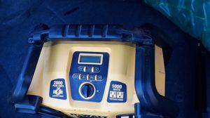 Dewalt jump box alternator checker power supply air compressor battery checker for Sale in Eugene, OR