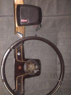 Oldsmobile Cutlass steering wheel for Sale in Aurora,  IL