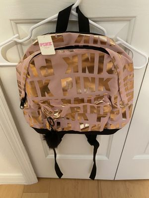PINK backpack. for Sale in Riverview, FL