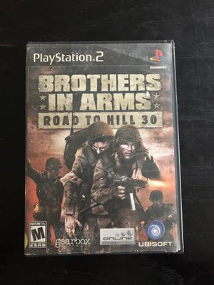 Brothers in Arms ps2 game for Sale in Salisbury, NC