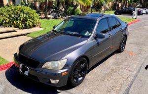 2002 Lexus is300 Clean title for Sale in HUNTINGTN BCH, CA