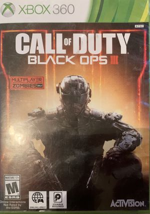Call of Duty Black Opps 3 for Sale in Odessa, TX