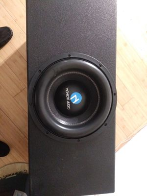 """12"""" Nemesis Audio Hectic series for Sale in Cedar Hill, TX"""