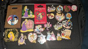 Lots of Gorgeous Disney Pins for sale- Limited Editions included for Sale in NJ, US